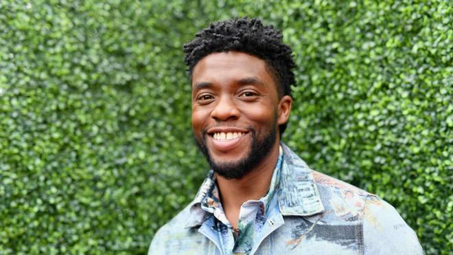 Chadwick Boseman in 2018