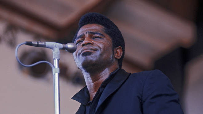 James Brown in 1968