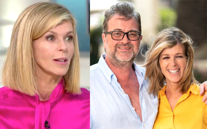 Kate Garraway won't be able to see husband Derek Draper on 15th wedding anniversary: 'It's a tough day'