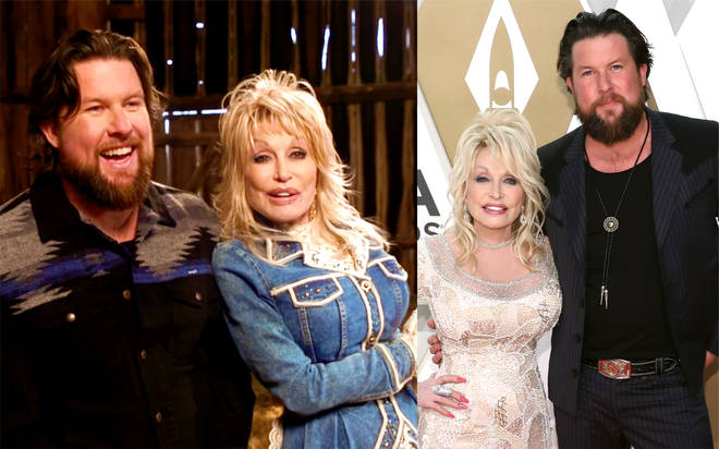 Dolly Parton scores first Christian number 1 song with 'There Was Jesus' Zach Williams duet