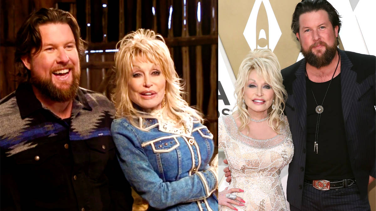 Dolly Parton Scores First Christian Number 1 Song With There Was Jesus Zach Smooth