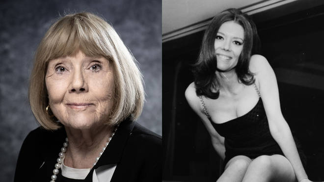 Dame Diana Rigg has died