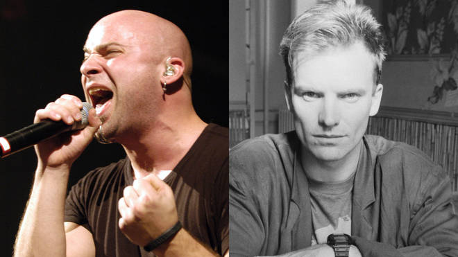 Disturbed have covered a Sting classic