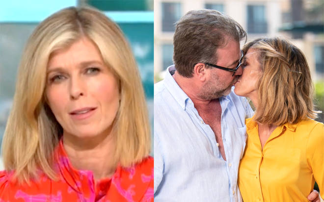 Kate Garraway to visit husband Derek Draper in hospital today after spending wedding anniversary apart