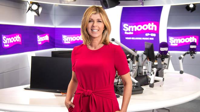 Kate Garraway will return to Smooth Radio on September 14