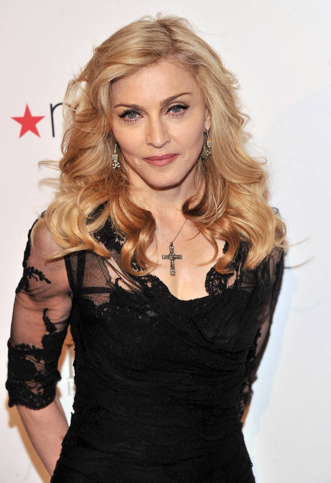 Madonna has announced she will write and direct a film about her own life story