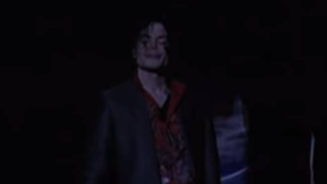 When the rehearsal finishes, Michael Jackson closes his eyes, turns his face upwards and gently smiles as the lights fade to black around him - bringing a highly emotional finale to the last known footage of the star.