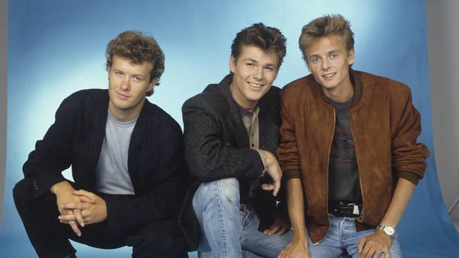 A-ha in 1984