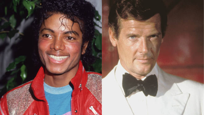 Michael Jackson / Bond