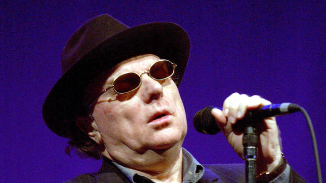 Van Morrison in Concert in Madrid