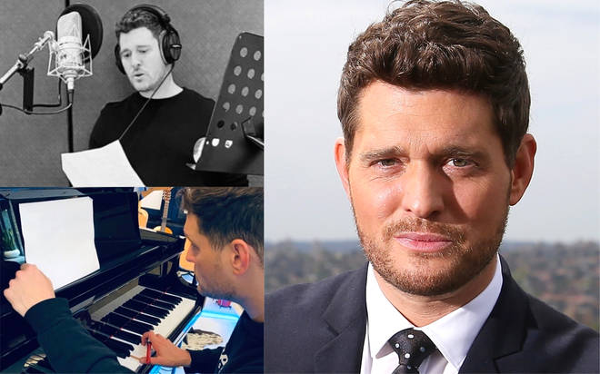 Michael Bublé's has written many original songs - here's the full list