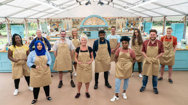 Meet the Great British Bake Off contestants of 2020