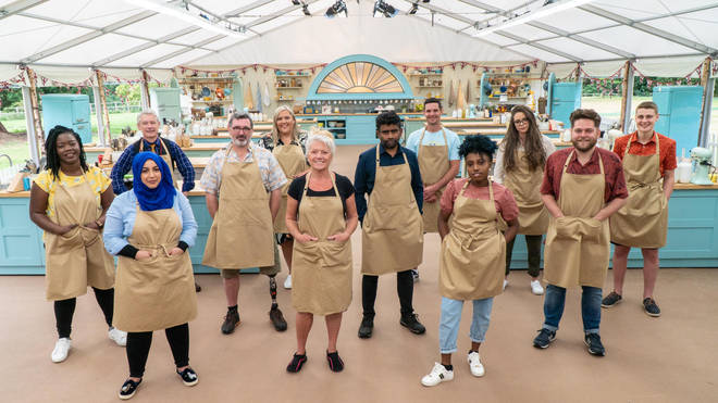 The Great British Bake Off 2020 bakers