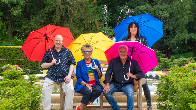 The Great British Bake Off 2020: Judges and presenters