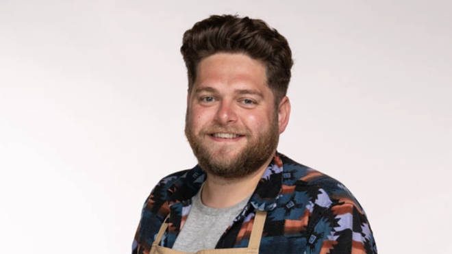 Meet Great British Bake Off 2020 contestant Mark