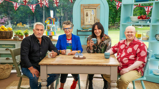 The Great British Bake Off stars in 2020