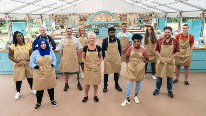 The Great British Bake Off 2020: The bakers
