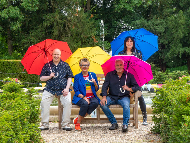 The Great British Bake Off 2020: The judges and presenters