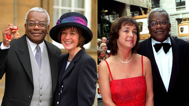 Sir Trevor McDonald and wife Josephine wed in 1986 and have a 31-year-old won together