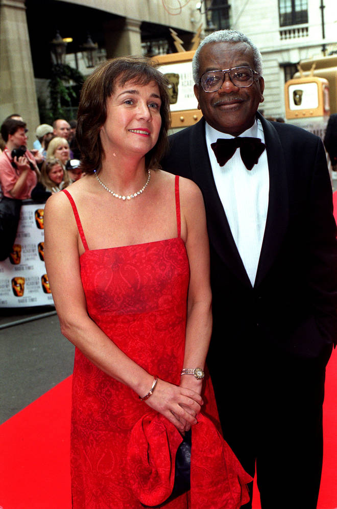 The broadcaster was knighted for services to journalism in 1999 and despite retiring officially in 2005, he still presents ITV special programmes on travel and crime. Pictured with Josephine in 1999.