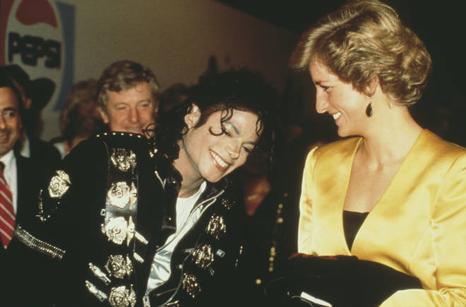 Princess Diana was a huge fan of Michael Jackson, often listening to 'Thriller' and 'Bad' on repeat, and Michael Jackson later revealed she even gave him a song request on the evening they met
