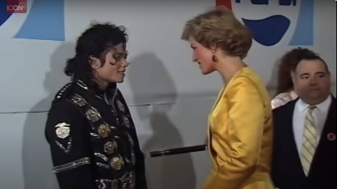 Speaking to Barbara Walters in 1997, Michael recalled he had left 'Dirty Diana' out of the show - a song about a wild groupie - to make the gig more appropriate for royalty, but the Princess immediately put a stop to it.