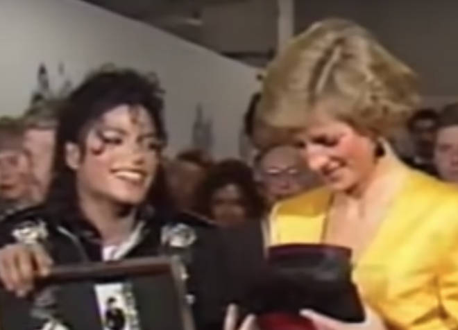 """Michael later said in 2003 that Diana was """"one of the sweetest people I've ever known, because we could relate to each other."""""""