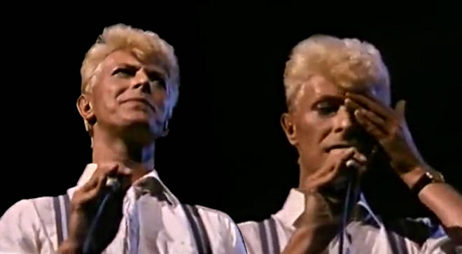 David Bowie covers John Lennon's 'Imagine' on the third anniversary of his death