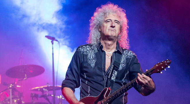 Queen's Brian May reveals 'stomach explosion' almost killed him