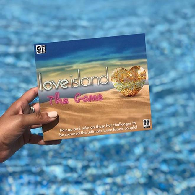 Love Island Board Game