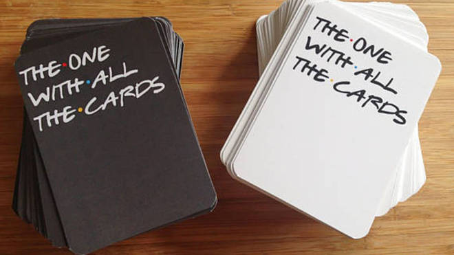Friends Cards Against Humanity
