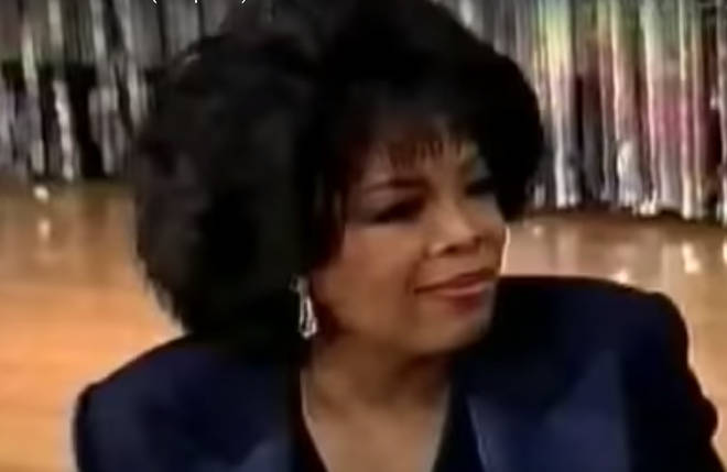 The interview was a huge scoop for Ms Winfrey as it was Michael Jackson's first for 14 years.