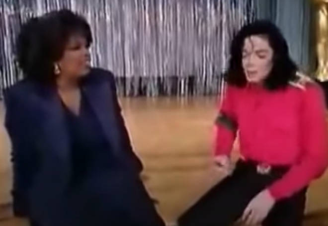 Michael Jackson proceeded to beatbox and sing 'What Is It' especially for Oprah Winfrey in the 1993 interview.
