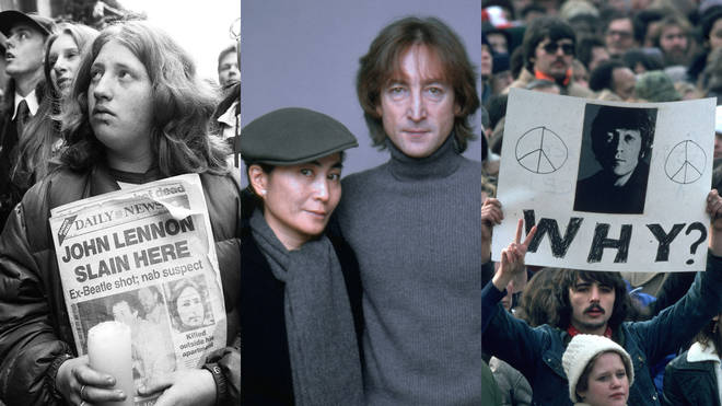 John Lennon's death remembered