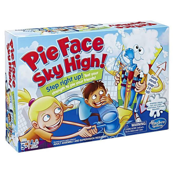 Pie Face Sky High