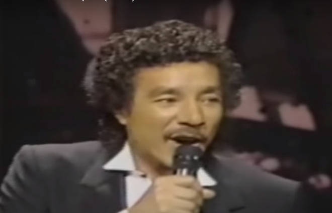 The impressive line-up of 60 entertainers included Stevie Wonder, Diana Ross, James Brown, Patti LaBelle. Pictured, Smokey Robinson.
