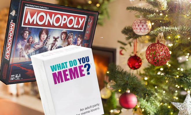 Christmas games