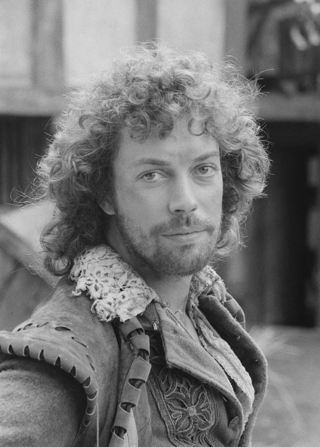 Tim Curry As Shakespeare in 1976