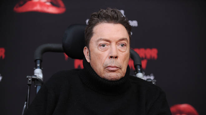 Tim Curry in 2016