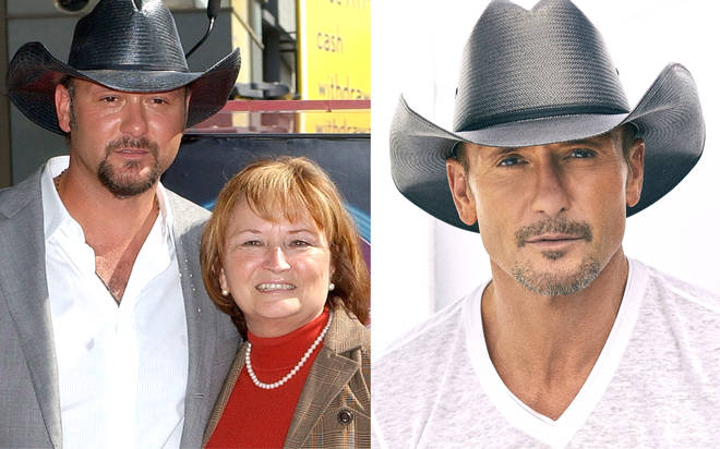 Tim McGraw reveals his mum Betty Trimble had a 'complete meltdown' after hearing 'I Called Mama' from Here On Earth