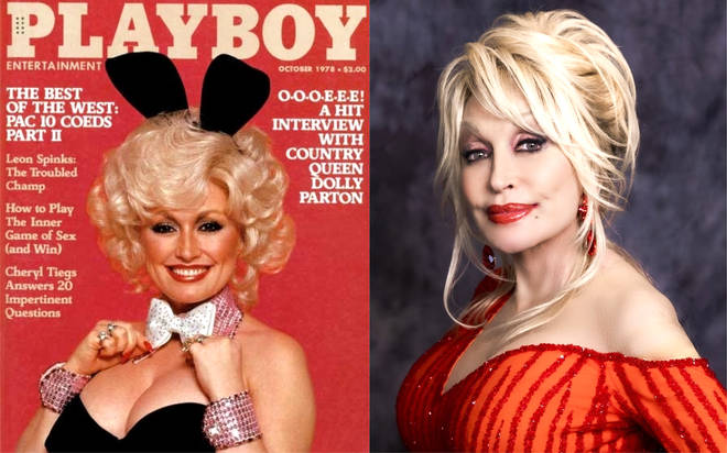 Dolly Parton is in talks to pose for Playboy more than 40 years after iconic bunny suit cover