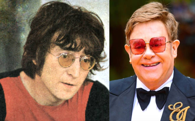 Elton John recalls 'whirlwind romance' with John Lennon: 'We did naughty things together'