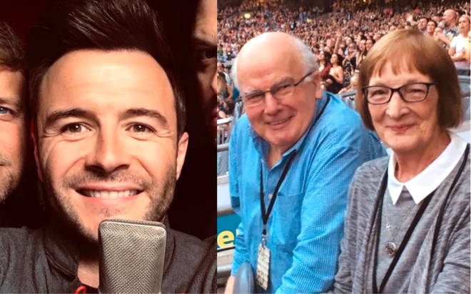 Westlife's Shane Filan shares heartbreaking news of dad's death just 10 months after his mum