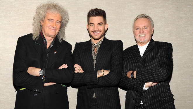 Queen + Adam Lambert in 2014