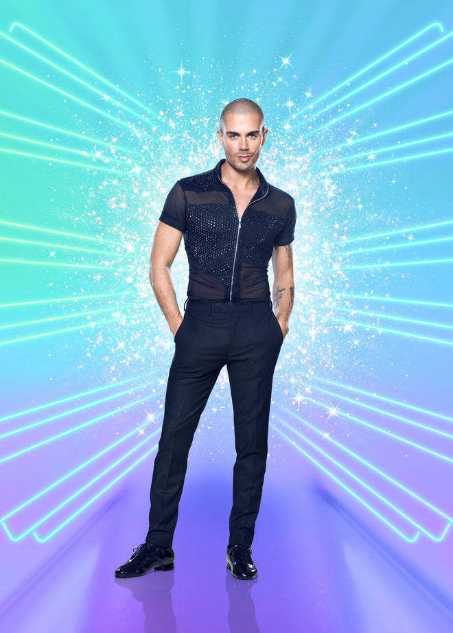 Strictly Come Dancing 2020: Max George