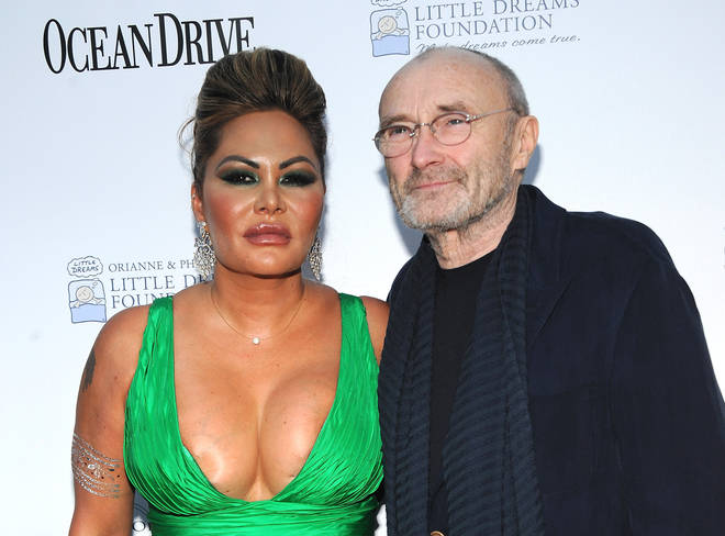 Phil Collins 'filing lawsuit' after ex-wife 'marries again in Vegas'