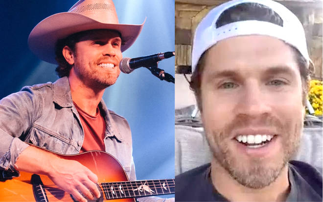 Dustin Lynch reveals he set up two recording studios on his tour bus