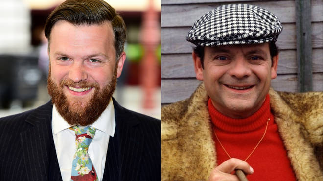 Tom Bennett / Sir David Jason as Del Boy
