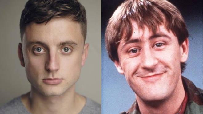 Ryan Hutton / Nicholas Lyndhurst as Rodney