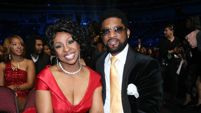 Gladys Knight and husband William McDowell in 2013